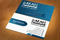 Bài tham dự #22 về Graphic Design cho cuộc thi Design some Business Cards for Garage Handplanes