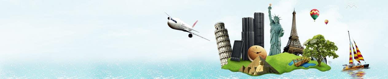 #86 for Travel website header banner redesign by gaf001