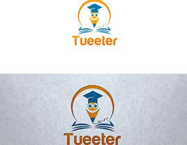 #41 for Design a Logo for Tueeter af thimsbell