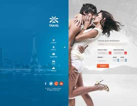 #1 for LAYOUT FOR  ONLINE TRAVEL AGENCY af andr3selite