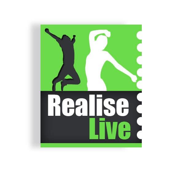 Inscrição nº 144 do Concurso para Logo Design for Realise Live Ltd - Design & Production Agency