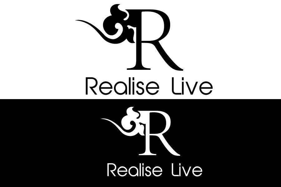 Inscrição nº 172 do Concurso para Logo Design for Realise Live Ltd - Design & Production Agency