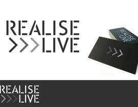 #346 pentru Logo Design for Realise Live Ltd - Design & Production Agency de către benpics