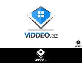 #22 para Design a Logo for viddeo.biz por vishakhvs