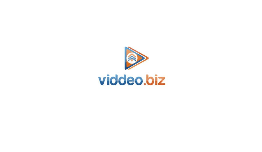 Kilpailutyö #26 kilpailussa Design a Logo for viddeo.biz