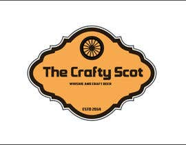 #19 for Develop a Corporate Identity for The Crafty Scot, Bar & Whisky/Craft Beer Shop by radosavcevn