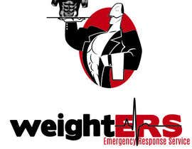 nº 63 pour Design a Logo for weightERS par popescumarian76