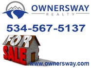 Contest Entry #10 for Ownersway real estate yard sign
