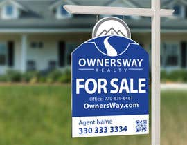 #48 for Ownersway real estate yard sign af NamalPriyakantha