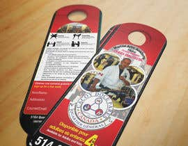 #21 para Design a door hanger/brochure for a Filipino Martial Arts dojo in Montreal por igraphicdesigner