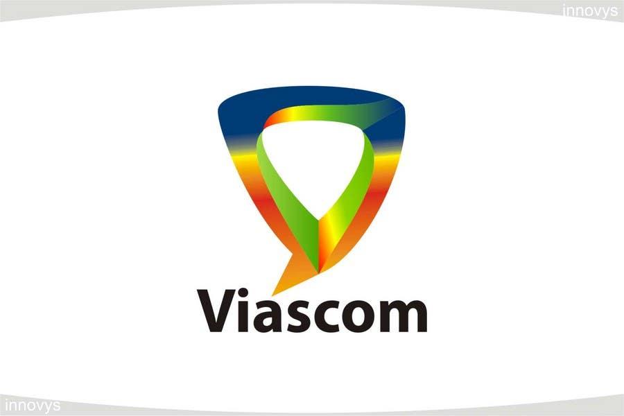"""Konkurrenceindlæg #852 for Logo design for software company """"Viascom"""""""