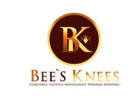 Nro 77 kilpailuun Design a Logo for Bees Knees käyttäjältä kikadesignstudio