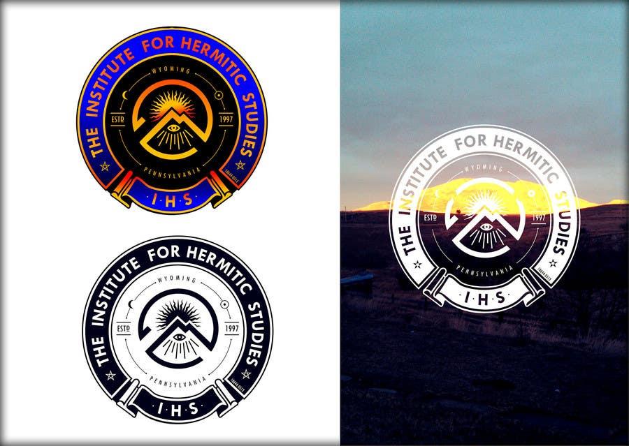 Inscrição nº 37 do Concurso para Design a Logo for the Institute for Hermitic Studies