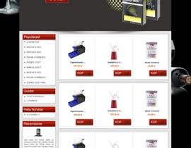 #5 for Design a Website Mockup for Magento e-shop af seofutureprofile