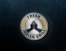 Nro 48 kilpailuun Logo for an Indian Restaurant käyttäjältä ahmedomran93