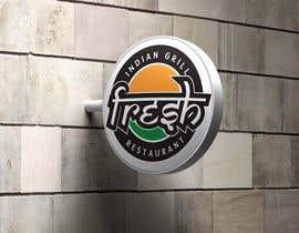 Nro 52 kilpailuun Logo for an Indian Restaurant käyttäjältä OliveraPopov1