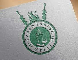 Nro 13 kilpailuun Logo for an Indian Restaurant käyttäjältä AhmadBinNasir