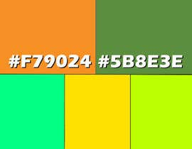 #23 for Create color pallet for our brand by pwetherall