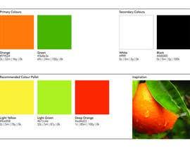 Nro 3 kilpailuun Create color pallet for our brand käyttäjältä christinestrydom