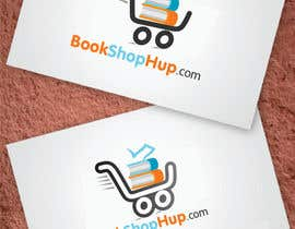 #60 para Design a Logo for BookShopHub.com por ngahoang