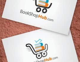 #90 para Design a Logo for BookShopHub.com por ngahoang