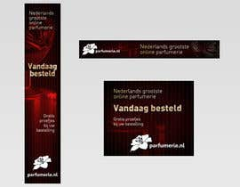 #7 for Banner Ad Design for Parfumerie.nl af dsgwferr