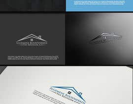 Nro 36 kilpailuun Logo for a small construction/contractor firm käyttäjältä designperk0345