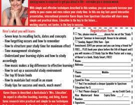 Nro 2 kilpailuun Design a Flyer for Study Skills workshop käyttäjältä leahsilecchia