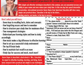leahsilecchia tarafından Design a Flyer for Study Skills workshop için no 2
