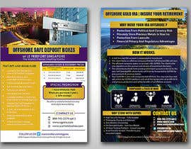 Nro 27 kilpailuun Design a Flyer - IRA/SDB käyttäjältä m99