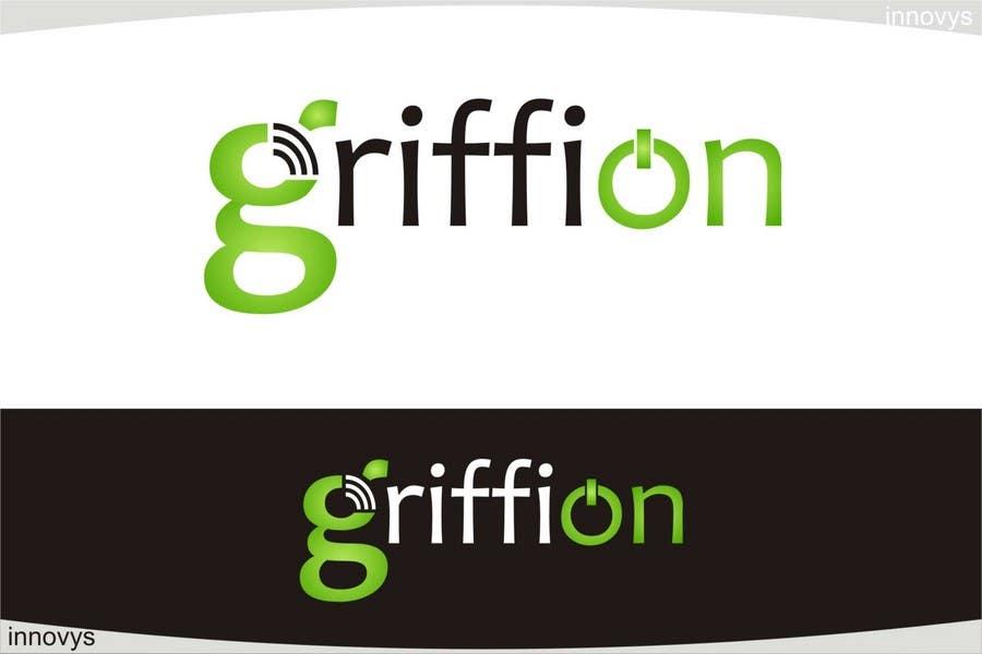 """Inscrição nº                                         479                                      do Concurso para                                         Logo Design for innovative and technology oriented company named """"GRIFFION"""""""