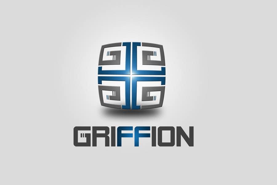 """Inscrição nº                                         140                                      do Concurso para                                         Logo Design for innovative and technology oriented company named """"GRIFFION"""""""