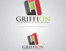 "xcaped tarafından Logo Design for innovative and technology oriented company named ""GRIFFION"" için no 383"