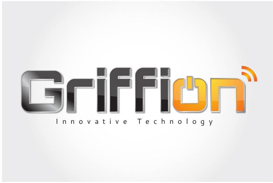 """Inscrição nº                                         350                                      do Concurso para                                         Logo Design for innovative and technology oriented company named """"GRIFFION"""""""