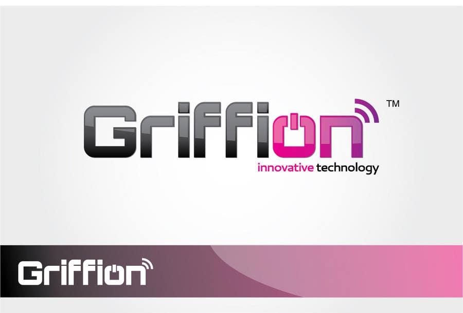 """Inscrição nº                                         274                                      do Concurso para                                         Logo Design for innovative and technology oriented company named """"GRIFFION"""""""