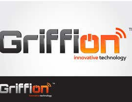 "miklahq tarafından Logo Design for innovative and technology oriented company named ""GRIFFION"" için no 478"