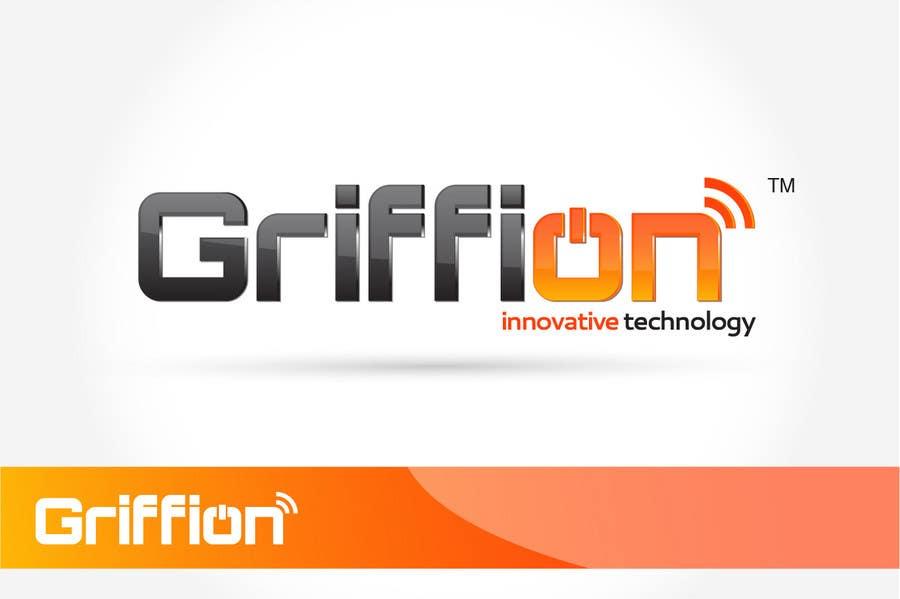 """Inscrição nº                                         388                                      do Concurso para                                         Logo Design for innovative and technology oriented company named """"GRIFFION"""""""
