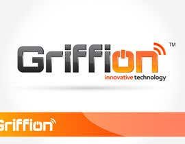 "miklahq tarafından Logo Design for innovative and technology oriented company named ""GRIFFION"" için no 388"