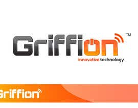 "miklahq tarafından Logo Design for innovative and technology oriented company named ""GRIFFION"" için no 395"