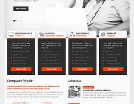 #17 untuk Website needed for cell phone repair shop oleh anthonycoi