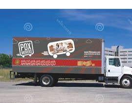 HAJI5 tarafından Box Truck Wrap Design için no 17
