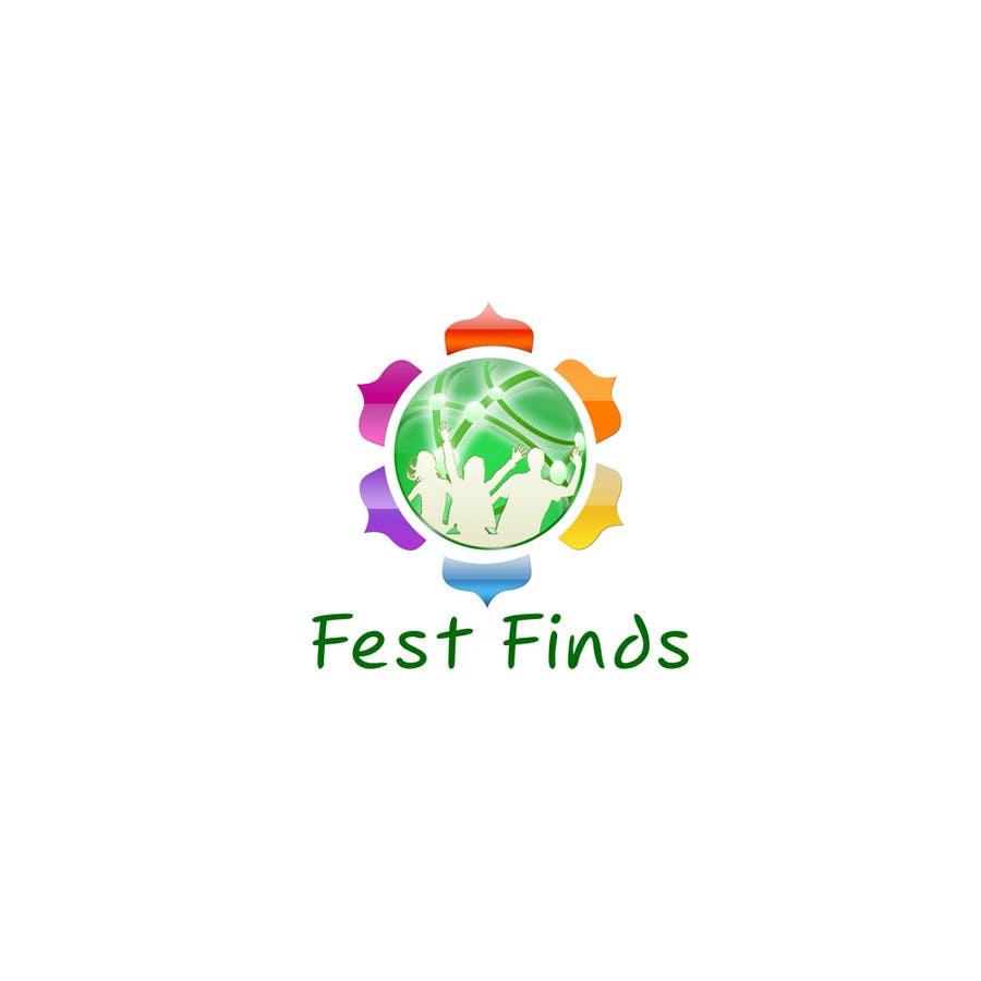 Konkurrenceindlæg #143 for Logo Design for FestFinds.com