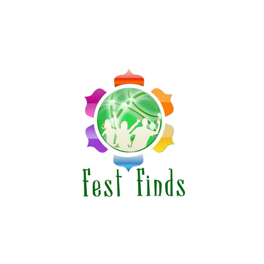 Konkurrenceindlæg #144 for Logo Design for FestFinds.com