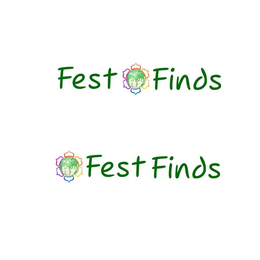 Konkurrenceindlæg #117 for Logo Design for FestFinds.com