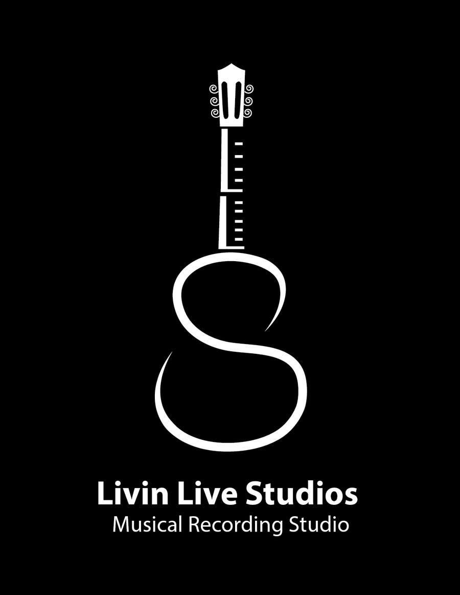 Bài tham dự cuộc thi #                                        21                                      cho                                         Design a Logo for LivinLIveStudios Musical Recording Studio
