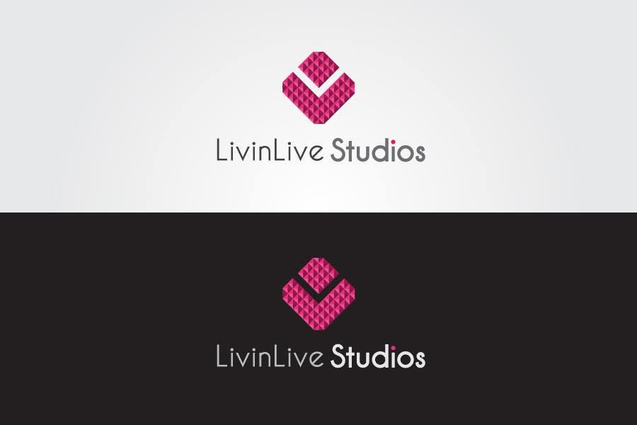 Bài tham dự cuộc thi #                                        28                                      cho                                         Design a Logo for LivinLIveStudios Musical Recording Studio