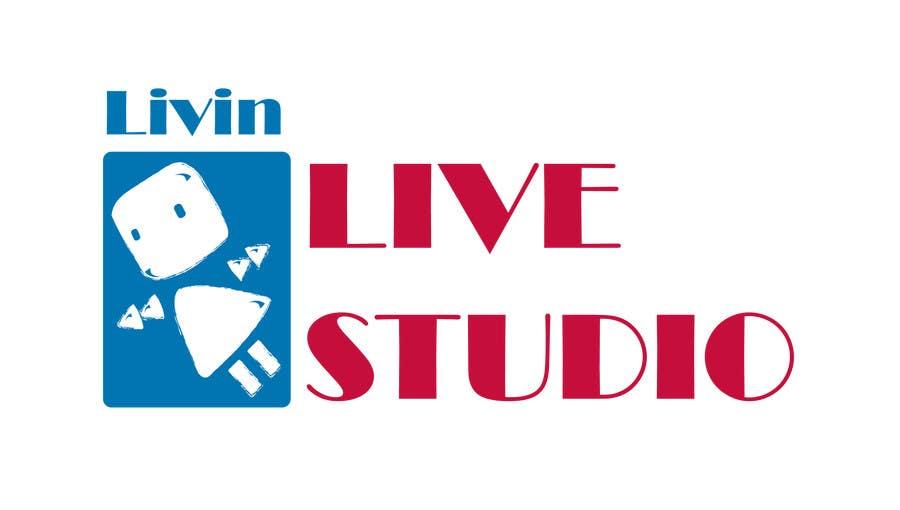 Bài tham dự cuộc thi #                                        85                                      cho                                         Design a Logo for LivinLIveStudios Musical Recording Studio