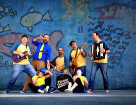 #34 para Photoshop Background for Band Publicity Photo por bonmat1