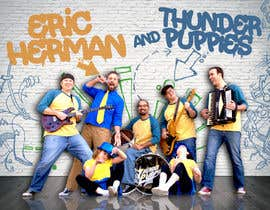 #55 para Photoshop Background for Band Publicity Photo por NicolasFragnito