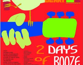 nº 21 pour Poster Design for 2 Day Music Festival par nthdimension